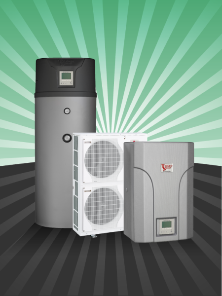Termo Air Water Heat Pumps