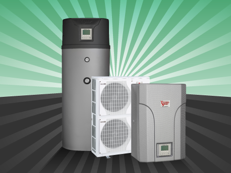 Termo+ air/water heat pumps