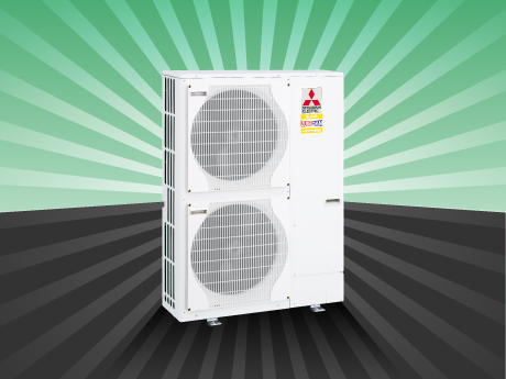 Mitsubishi Ecodan heat pumps