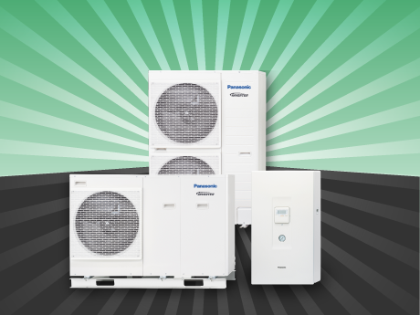 Panasonic Aquarea heat pumps